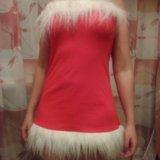 Платье новогоднее. Фото 3.