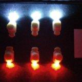 Светодиоды 6,8руб./шт(светодиодные лампочки). Фото 2.