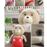 Мягкая игрушка медведь тэд. Фото 4.