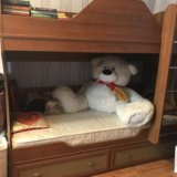 Двухэтажная кровать детская. Фото 2.