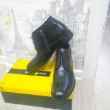 Новые зимние ботинкт. Фото 2.