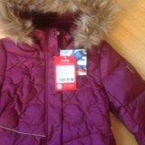 Новая куртка рейма reima зима пуховая р128. Фото 2.