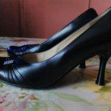 Туфли из натуральной кожи. Фото 2. Новосибирск.