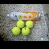 Теннисные мячи artengo tb820. Фото 1.