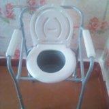 Санитарный стул. Фото 2.