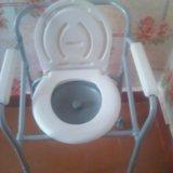 Санитарный стул. Фото 3.