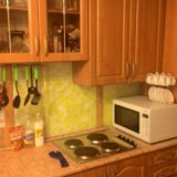 Кухонный гарнитур. цвет ольха. Фото 1.
