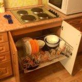 Кухонный гарнитур. цвет ольха. Фото 2.