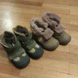 Ботинки зимние 2пары. Фото 1.
