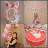 Оформление детского дня рожденья. Фото 2. Хабаровск.