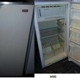 Холодильник б.у полюс-7. Фото 1. Новосибирск.
