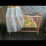 Детская кроватка!!@. Фото 3. Барнаул.