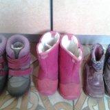 Обувь осень-зима с 21 по 24. Фото 3.