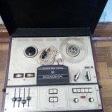 Магнитофон. Фото 2.