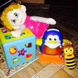 Продам детские игрушки для развития. Фото 1. Уссурийск.
