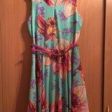 Шифоновое платье. Фото 1. Реутов.