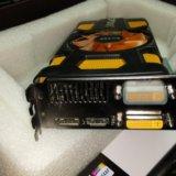 Видеокарта gtx 560 ti 1gb 256 bit gddr 5. Фото 1.