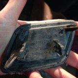 Заглушка омывателя фар ауди s6. Фото 3.