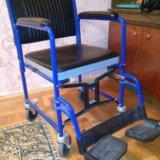Инвалидное кресло-коляска. Фото 3.