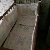 Набор в кроватку. Фото 1. Красноярск.
