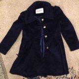 Пальто дет для девочки. Фото 1.