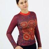 Женские футболки, туники, свитшоты. Фото 1. Новосибирск.