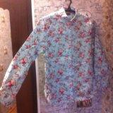 Р.48 новая рубашка. цвет мятный. Фото 1. Нижневартовск.