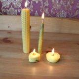 Свечи из воска волшебные )). Фото 3.
