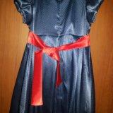 Детское, платье в горошек. Фото 2. Самара.