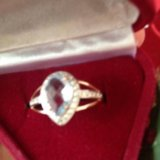 Серьги и кольцо. Фото 1.