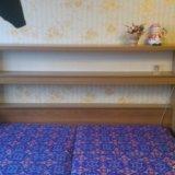 Двуспальная кровать. Фото 3.
