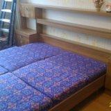 Двуспальная кровать. Фото 4.