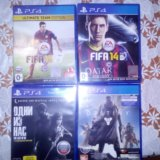 4игры the last of us(одни изнас)destiny, fifa14-15. Фото 1.