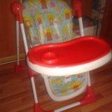 Детский стульчик для кормления. Фото 2. Электросталь.