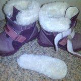 Ботинки димесезонные. Фото 1. Верхняя Пышма.