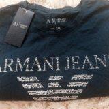 Футболка armani jeans. Фото 1. Сургут.