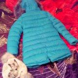 Куртка и шапка цена за всё. Фото 1.