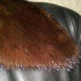 Кензо, оригинал !зимняя кожаная куртка на меху. Фото 3. Москва.