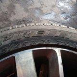 Продаю комплект колёс 255/55/r18. Фото 2.