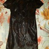 Плотное платье. Фото 2. Владимир.