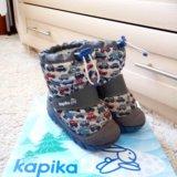 Ботинки зимние капика. Фото 4. Коммунарка.