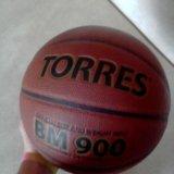 Баскетбольный мяч. Фото 2. Партизанск.