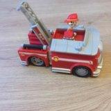 Пожарная машина щенячий потруль. Фото 1.