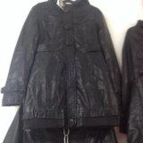 Новая куртка!экокожа!. Фото 1. Новосибирск.