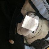 Джинсы на мальчика 140 ростовка. Фото 2. Новокузнецк.
