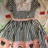 Платье в стиле лолита косплей. Фото 1.
