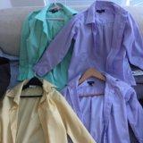 Рубашки школьные на мальчика 7 лет. Фото 1. Балашиха.