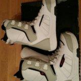 Ботинки сноубордические burton новые. Фото 1.