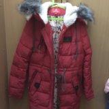 Тёплое пальто. Фото 1. Шахты.