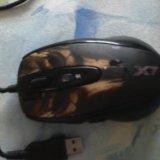 Мышка игровая x7. Фото 4.
